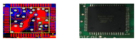 Top Layer PCB Design and Final Chip Implementation