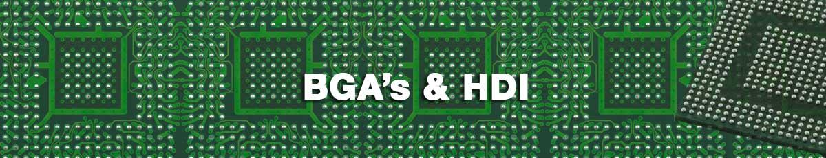 BGA-HDI
