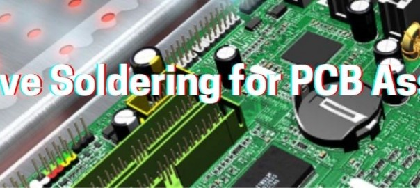Selective Soldering for PCB Assembly